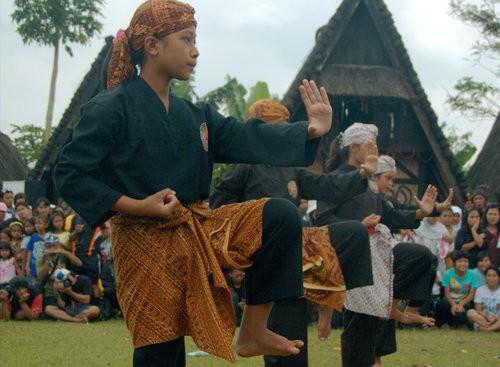 L'histoire du Pencak-Silat